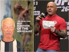 Holocaust survivor criticizes Joe Rogan in viral TikTok