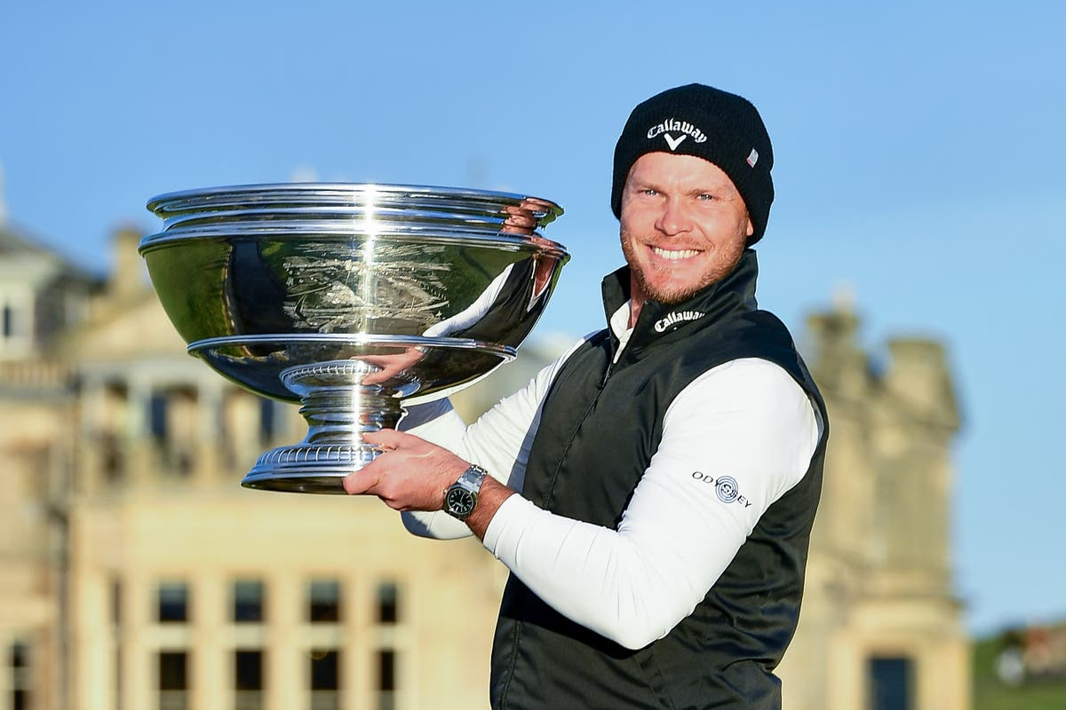 Danny Willett enjoys perfect birthday with Alfred Dunhill Links Championship win
