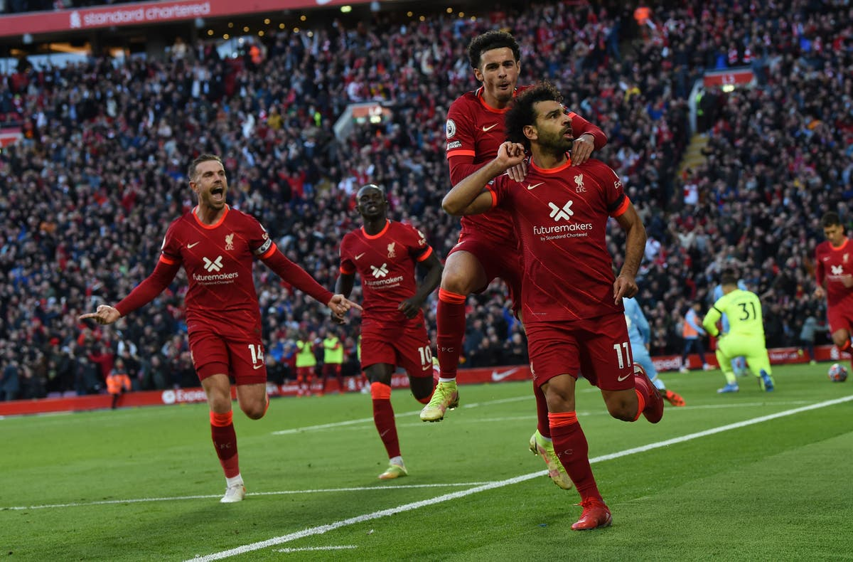 Mohamed Salah is the 'best player in the world right now', says Jamie Carragher