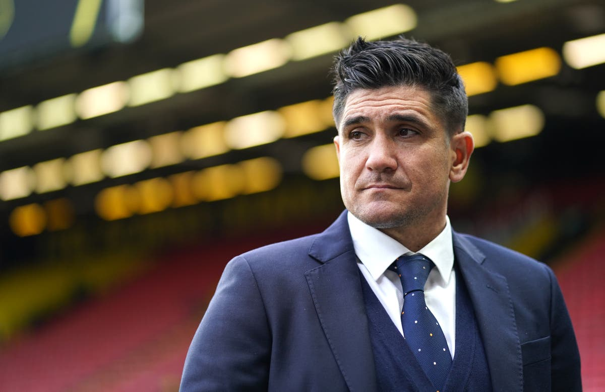 Xisco Munoz admits he did not expect Watford sacking as 'wonderful journey' ends