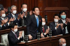 Japan elects new prime minister Fumio Kishida