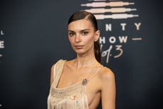Emily Ratajkowski accuses Robin Thicke of sexual assault during filming of 'Blurred Lines' video