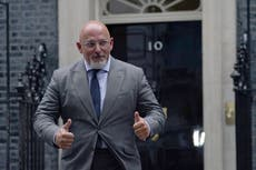 Covid masks could be reintroduced in classrooms if virus cases surge, Zahawi hints