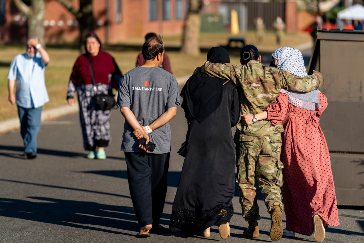 Most people in US favor Afghan ally refugees: AP-NORC poll