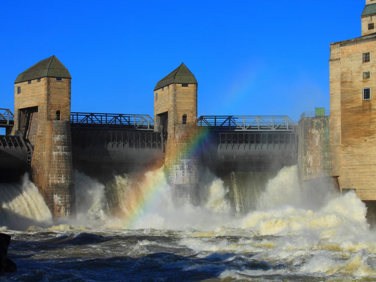 Water shortage threatens critical hydroelectric power supplies in Northern Europe