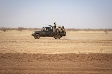 Militants kill 12 soldiers and injure five in Burkina Faso attack