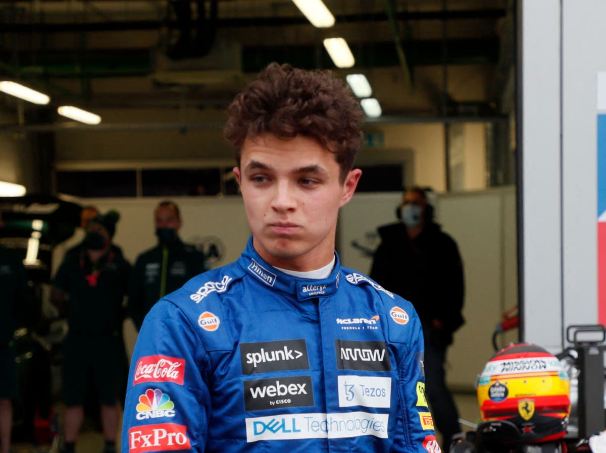 Novo 2022 F1 cars 'not as nice' to drive, Lando Norris reveals