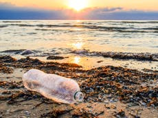 Mediterranean 'deluged with 17,600 tonnes of plastic every year'