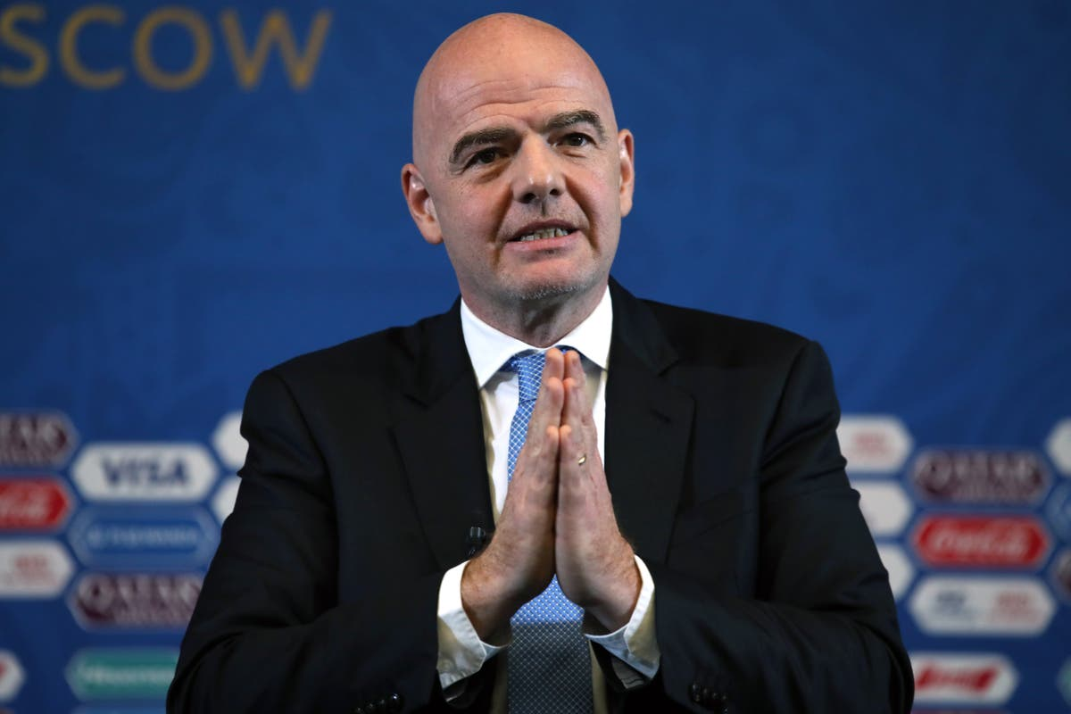 Fifa not 'enemy of football' for World Cup plan, Gianni Infantino insists