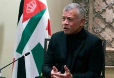 Pandora claims come at sensitive time for Jordan's King Abdullah