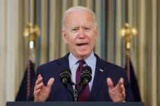 Biden condemns 'Republican stunt' blocking debt ceiling hike
