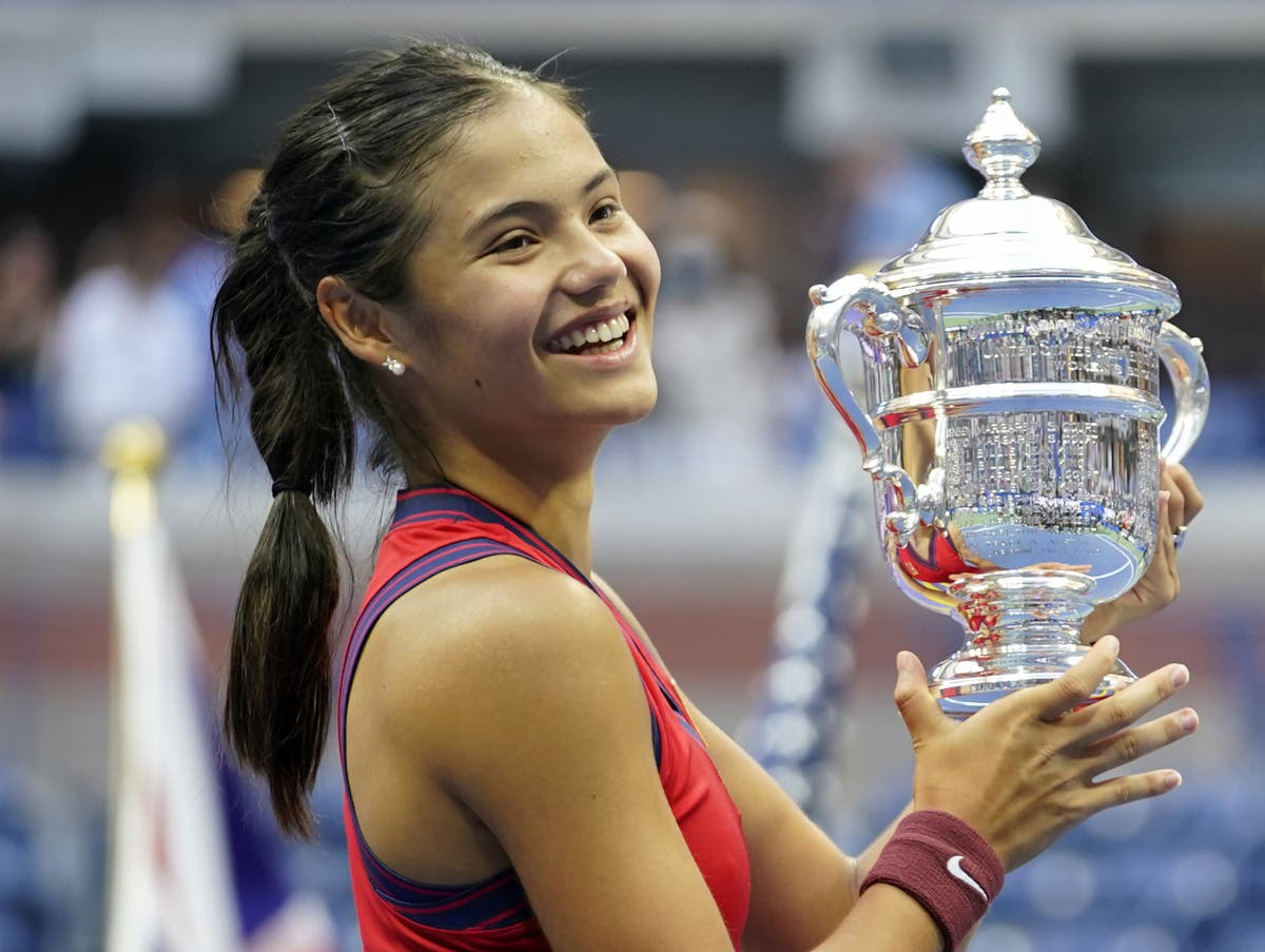 Potential Simona Halep match beckons Emma Raducanu as Indian Wells draw released