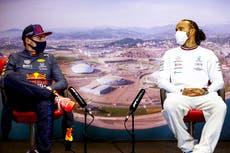 Lewis Hamilton reveals phone call to Max Verstappen after crash