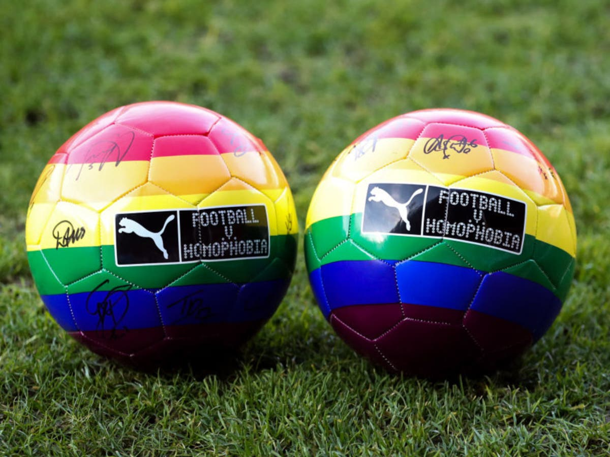Youth coach fined and banned after standing up to homophobic abuse