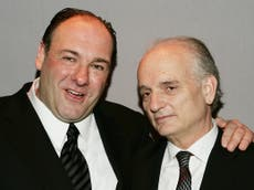 David Chase says he and James Gandolfini were 'barely talking' by The Sopranos' end