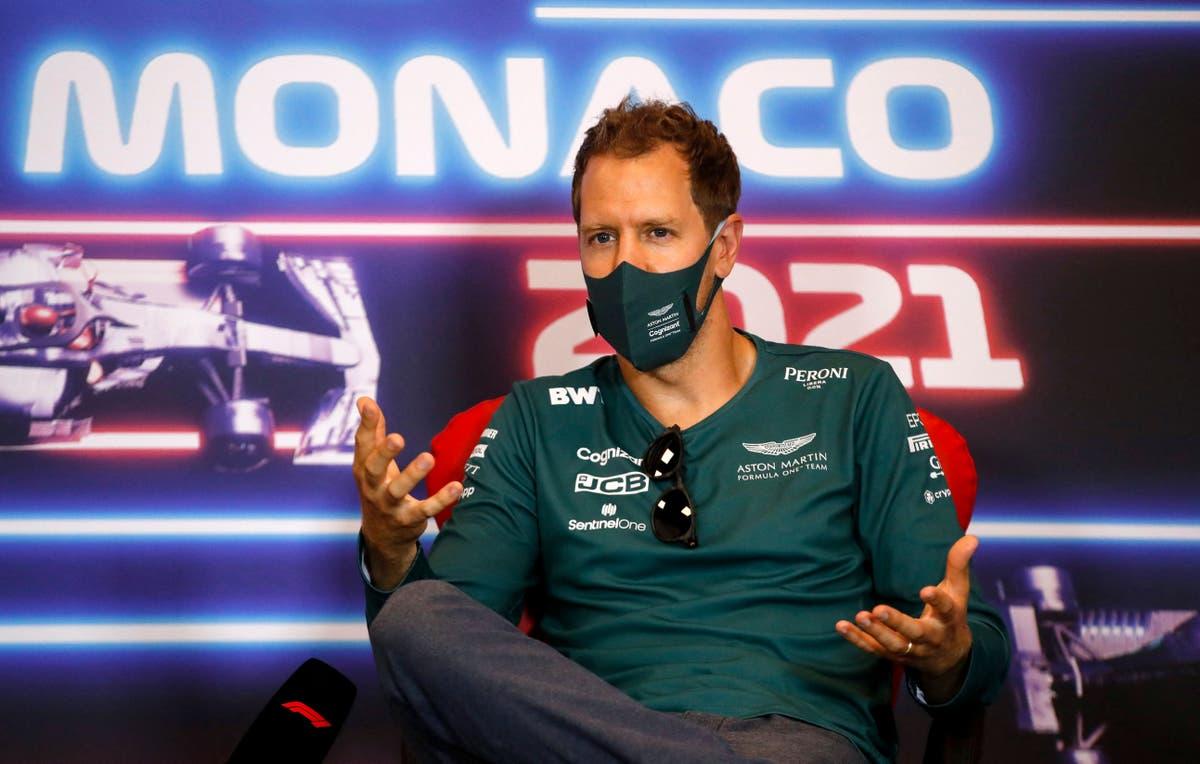 Sebastian Vettel unhappy with changes to Monaco Grand Prix
