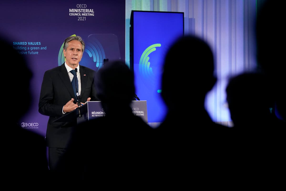 Blinken rallies developed world to confront inequality