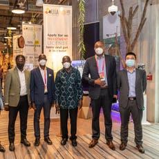 Uganda's new green energy project ahead of COP26
