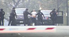 Police perform 'controlled explosion' on suspicious vehicle near SCOTUS, reports say