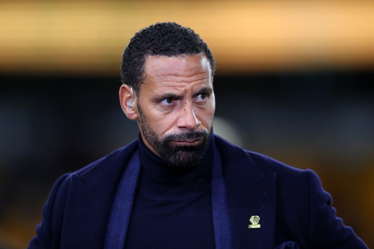 Rio Ferdinand names 'seriously impressive' Man City as new title favourites