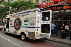 FBI raids NYPD sergeants union headquarters in Manhattan