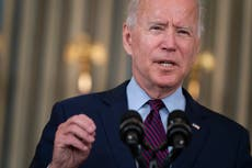 Joe Biden says he's changed his mind on the death penalty. Why isn't he doing more to stop it?