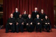 The Supreme Court's conservatives could threaten decades of precedent