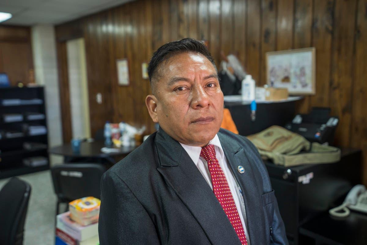 Guatemala judge says those he's sentenced seeking revenge