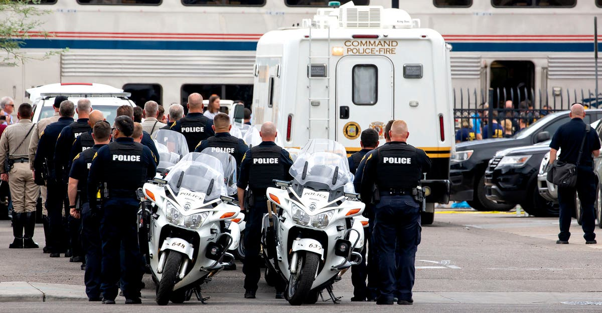 Sources identify DEA agent killed in Arizona Amtrak shooting