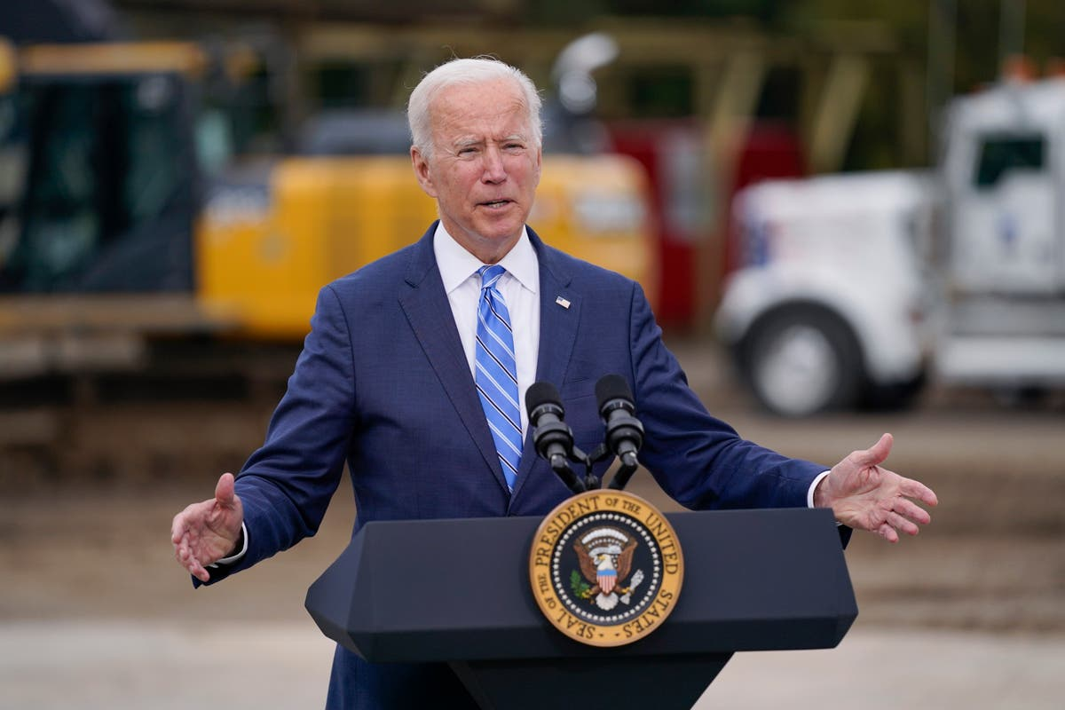 Supercut video shows Biden's U-turn on the death penalty - now it's time to act