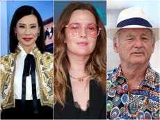 Drew Barrymore weighs in on Bill Murray and Lucy Liu's clash on Charlie's Angels set