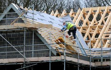 UK economy posts modest gain as supply crisis holds back GDP growth