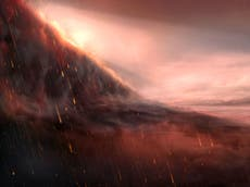 Planet so hot it rains iron is even hotter than astronomers thought