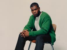 John Boyega partners with H&M on sustainable menswear collection