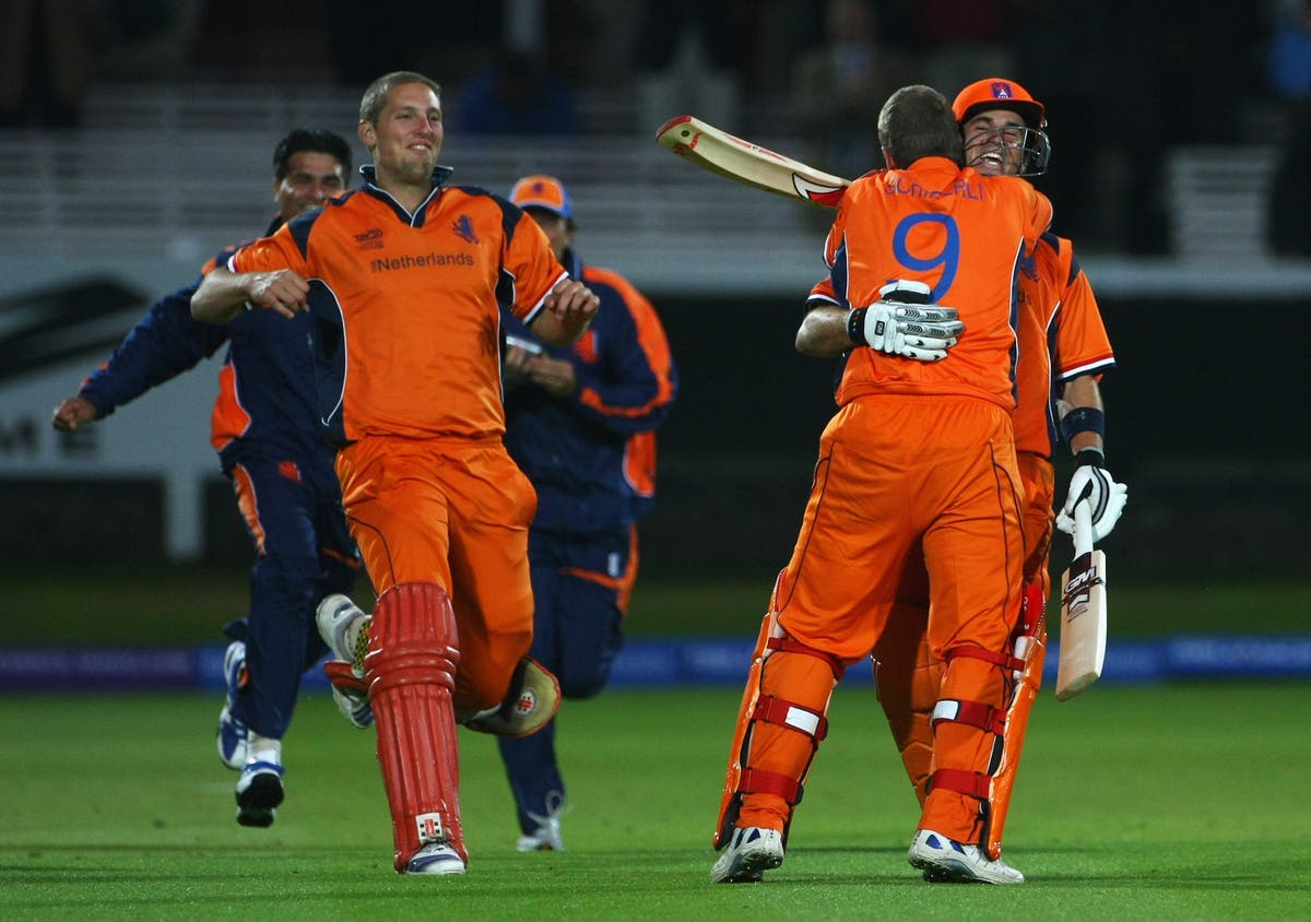 Ryan ten Doeschate plotting another upset of cricket's big boys at T20 World Cup