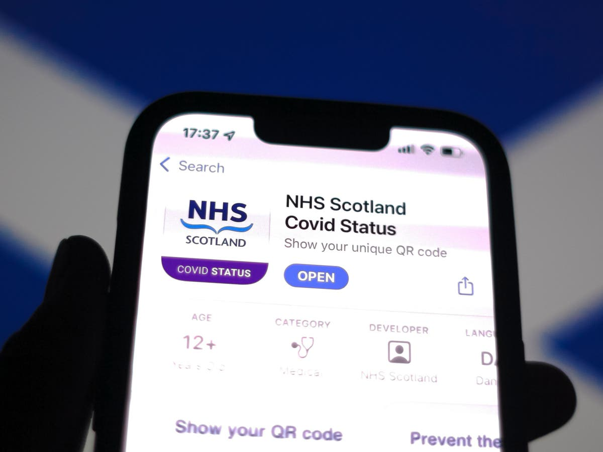 Cop26 delegates will not need to use Scotland's vaccine passports