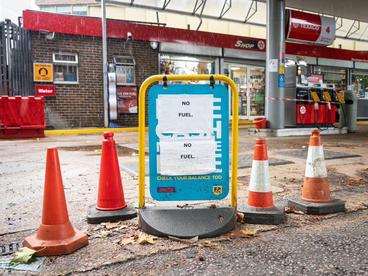 1 i 8 petrol stations in southeast still empty, sier industrien