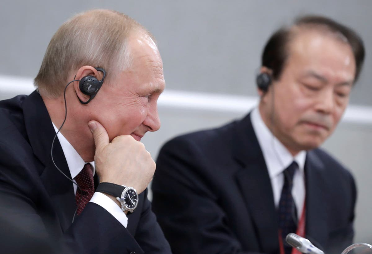 Putin's gas intervention stabilises troubled markets