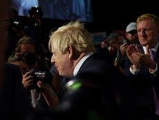 EU rejects request to change NI protocol - follow Boris Johnson news live