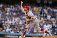 Taylor hits walk-off HR, Dodgers beat Cards 3-1 in wild-card