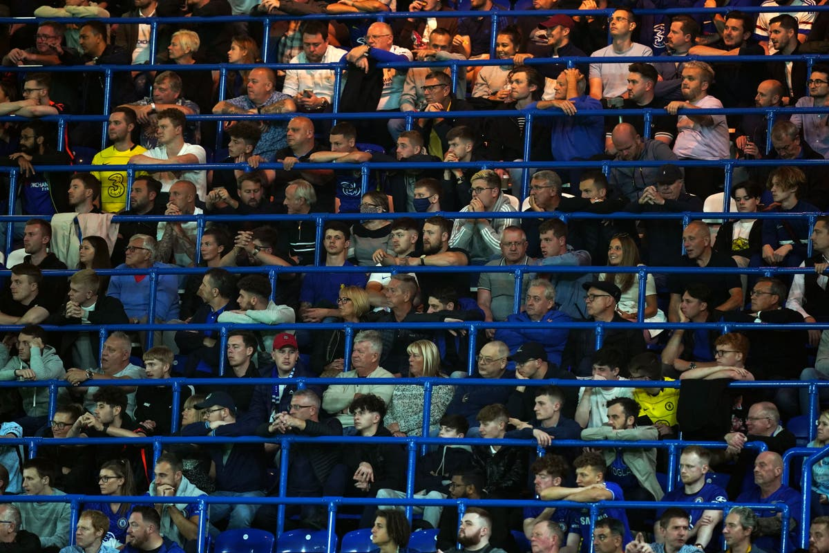 Six clubs to participate in safe standing trial next year