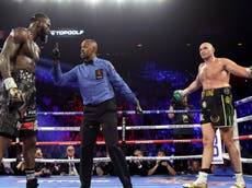 Tyson Fury explains why weight 'doesn't matter' for Deontay Wilder fight