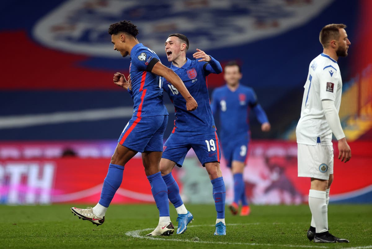 New dad Ollie Watkins planning special celebration if he scores for England