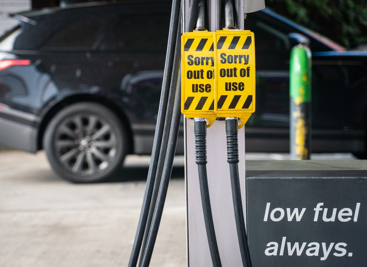 Fuel retailers blame 'inept prioritisation' of deliveries for continued crisis