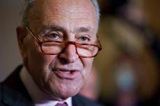 Senate Democrats vote to raise debt ceiling after GOP relents on obstruction