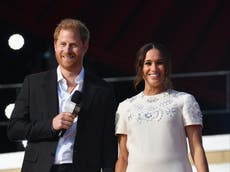 Meghan Markle's $4,900 Dior handbag, which pays tribute to Princess Diana, sells out