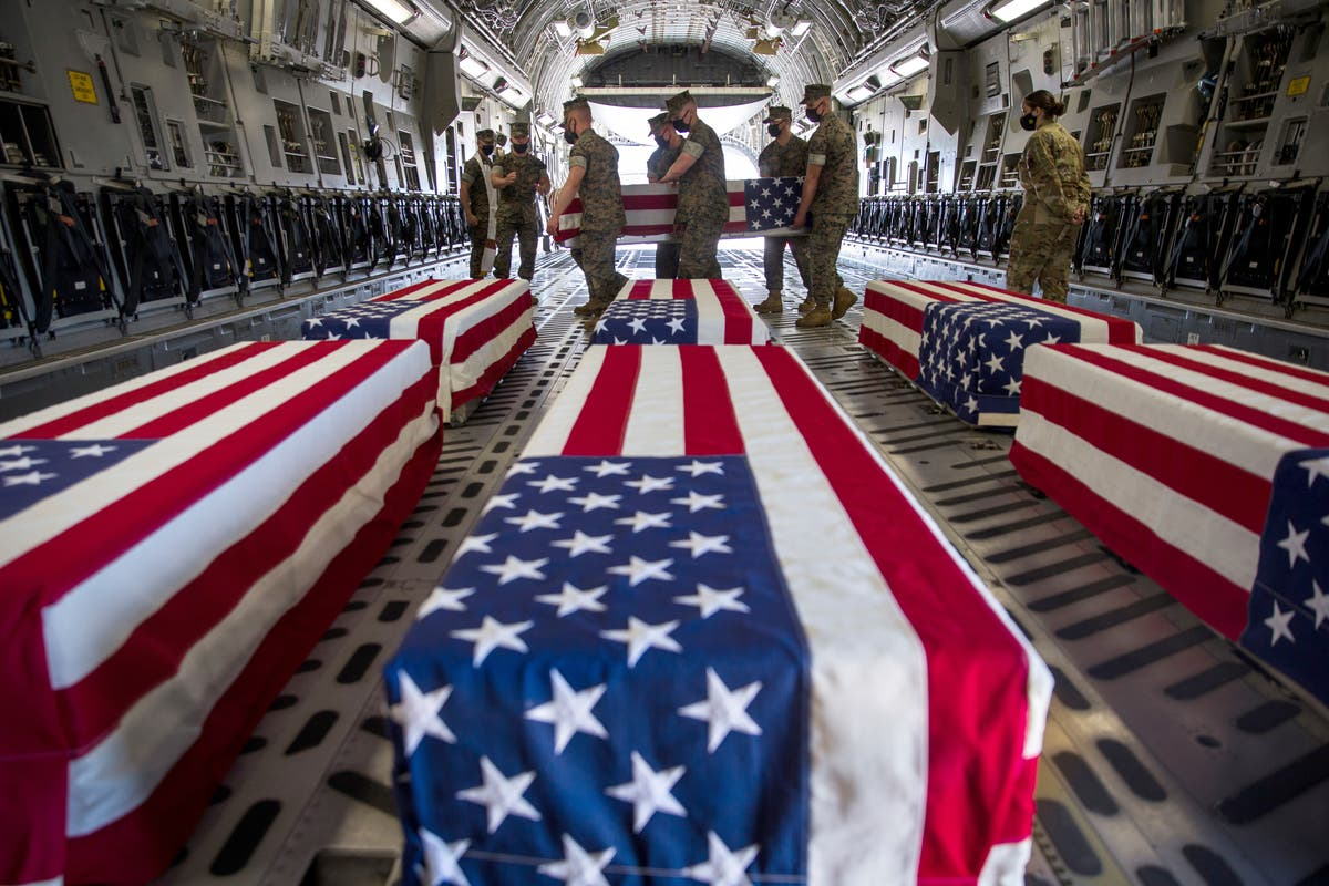 Marines: Pandemic contributed to tragedy of troops' drowning