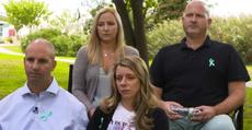 ギャビーペティートの両親はワイオミングの葬儀場から遺体を集めています