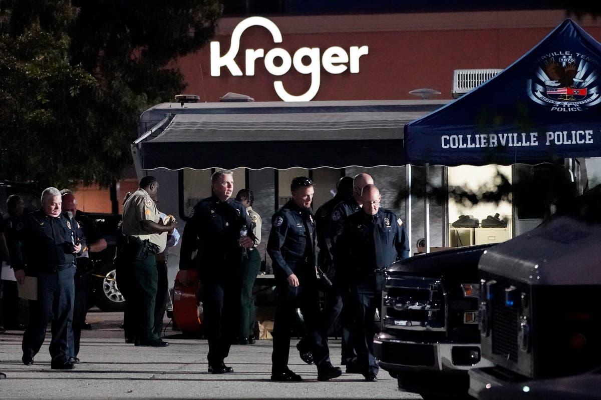 警察: Tennessee grocery store shooter used 3 legal guns