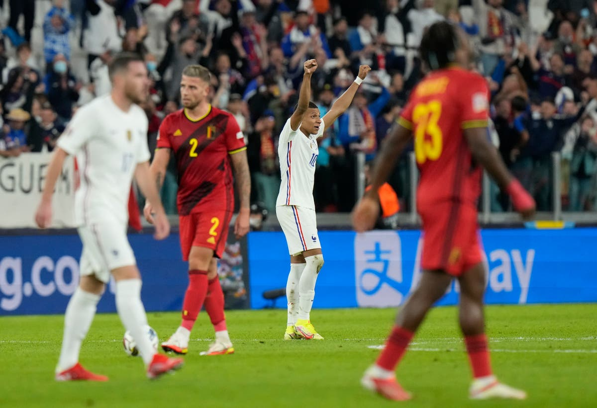 France's 'character' praised by Didier Deschamps following victory over Belgium